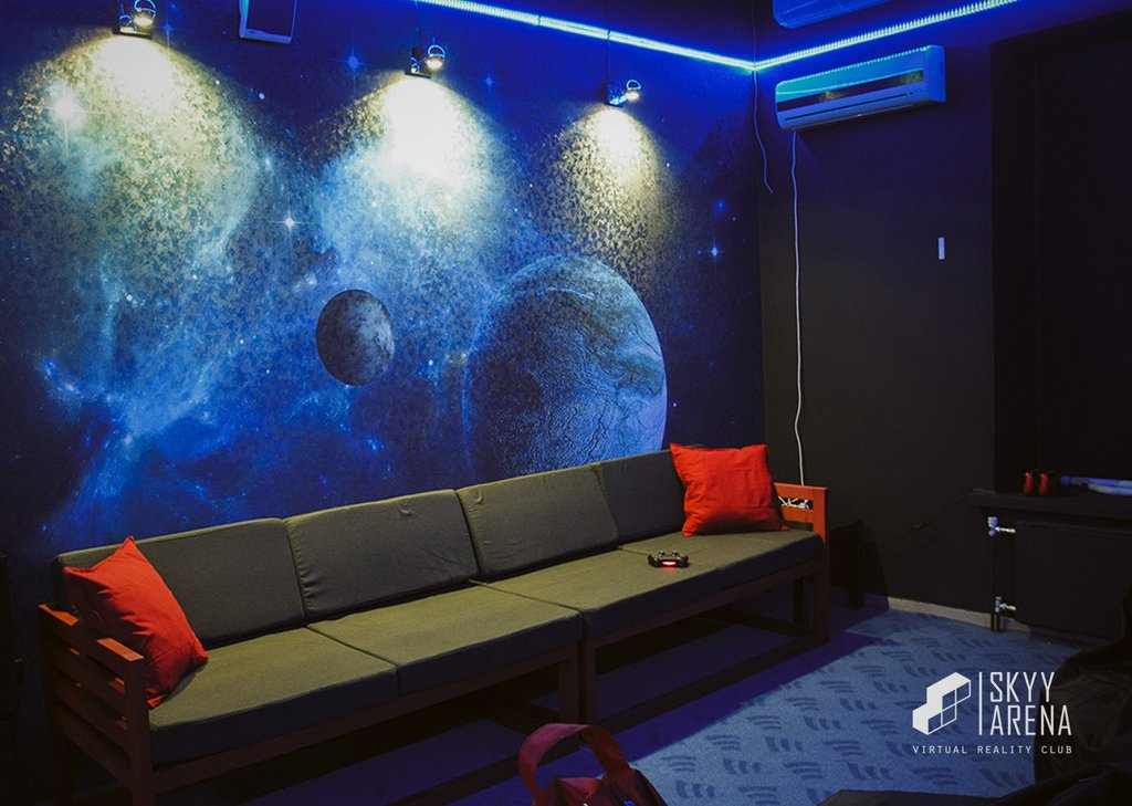 клуб виртуальной реальности — VR-парк Скай Арена — Новосибирск, фото №6