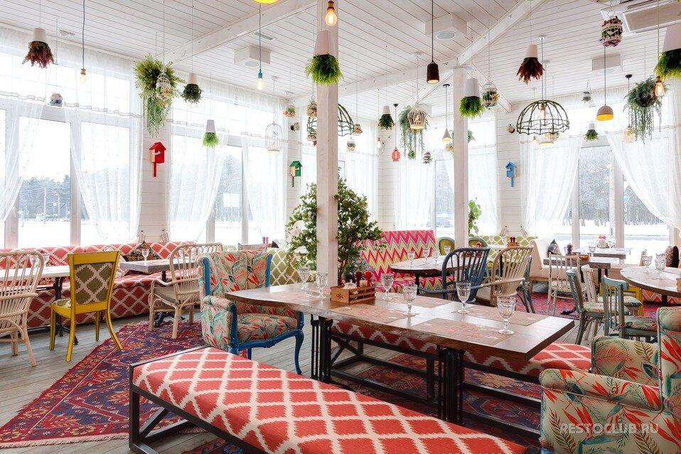 ресторан — Чайхана Чабрец — Санкт-Петербург, фото №9
