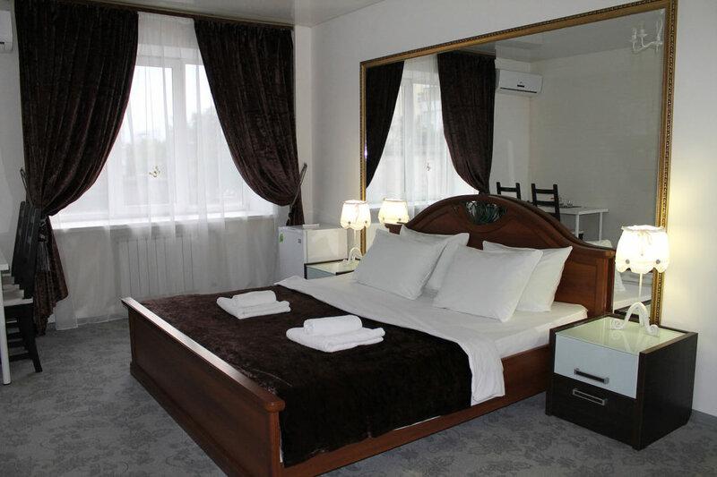 Мини-отель Five rooms hotel