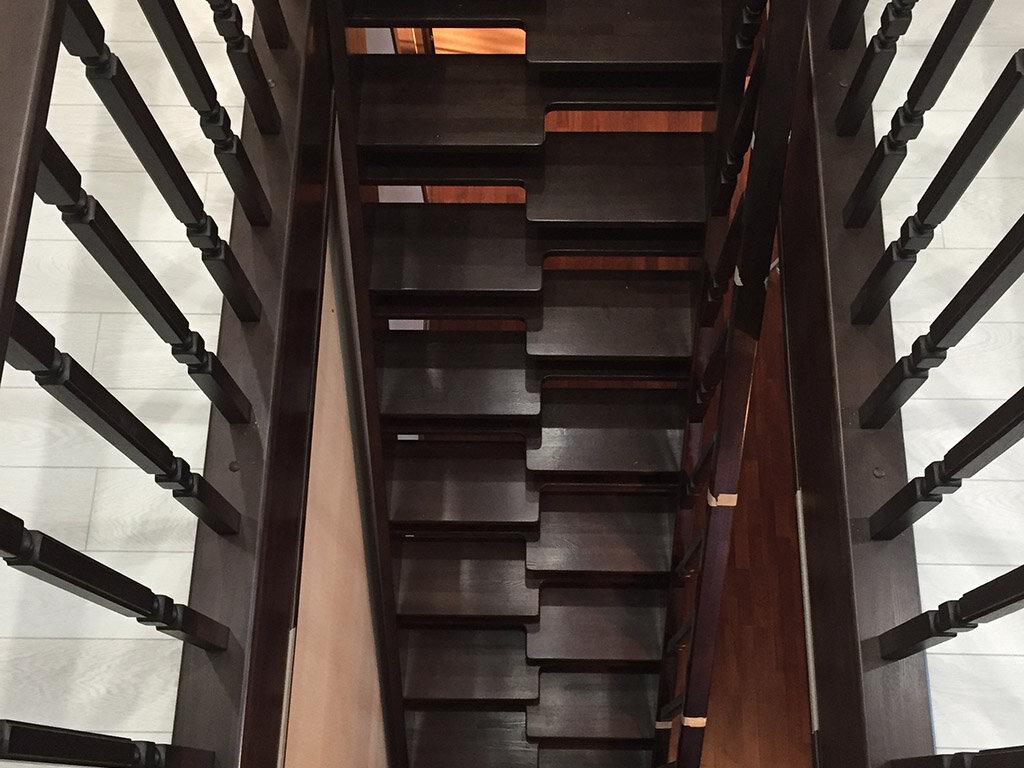 подберите дизайн и фото лестниц в самаре никогда