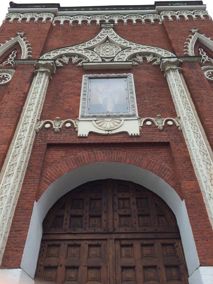 достопримечательность — Никольская башня — Москва, фото №10