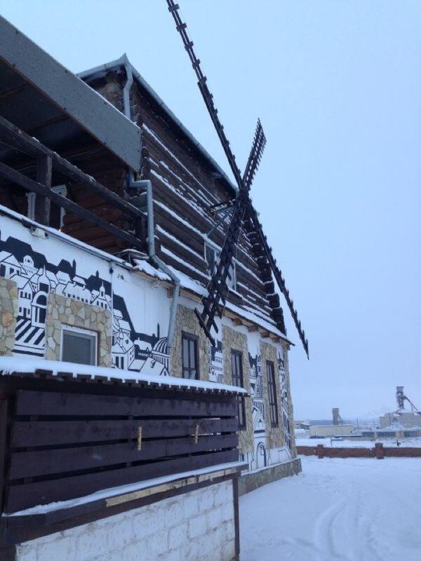 Гостевой дом на старой мельнице