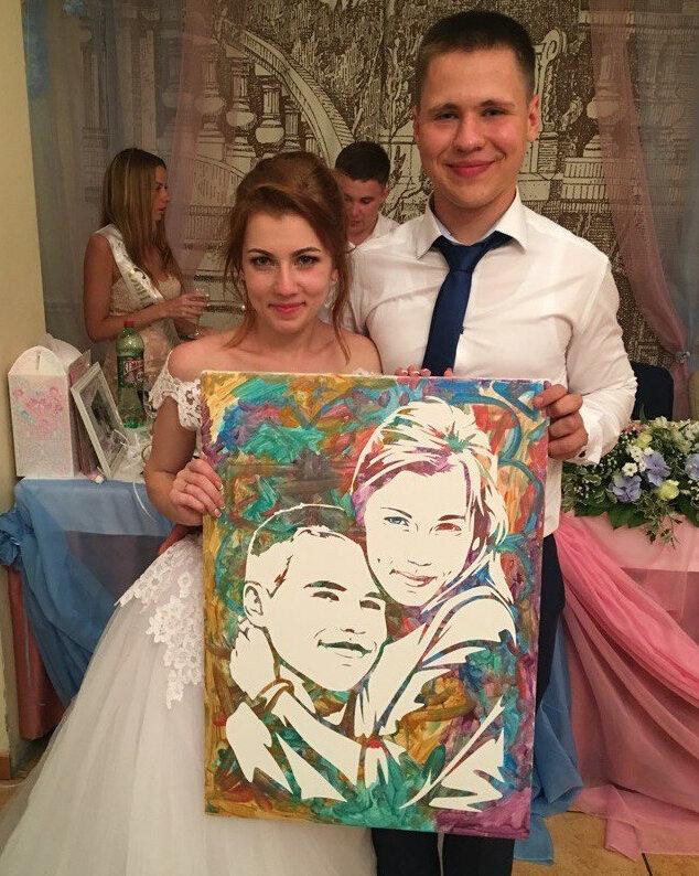 где сделать портрет с фотографии в омске приемной