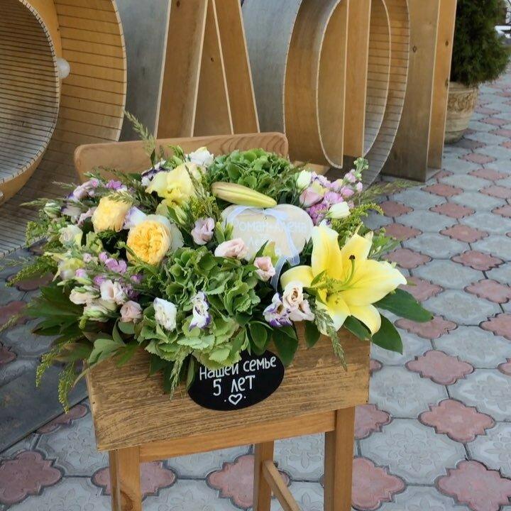 Флористическая, магазин цветов ногинск