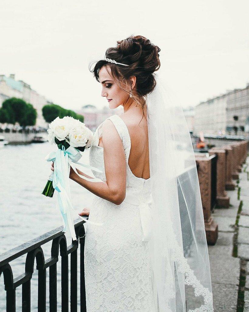 визажисты, стилисты — Студия причесок и макияжа Анастасии Швабской — Санкт-Петербург, фото №9