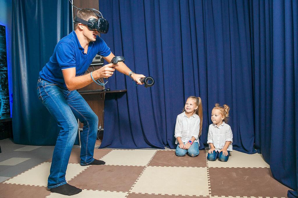 клуб виртуальной реальности — Vr Club сеть клубов Виртуальной Реальности — Новосибирск, фото №2