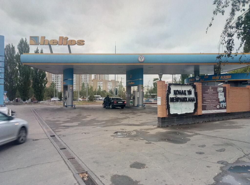 АЗС — Helios — Нур-Султан (Астана), фото №2