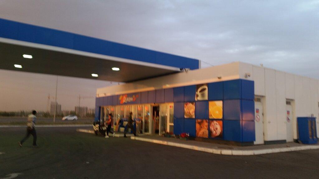 АЗС — Газпромнефть — Нур-Султан (Астана), фото №1