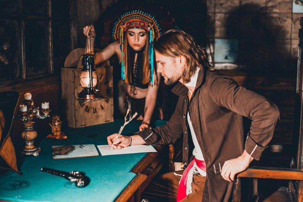 квесты — Квесты в реальности QuestQuest — Санкт-Петербург, фото №2