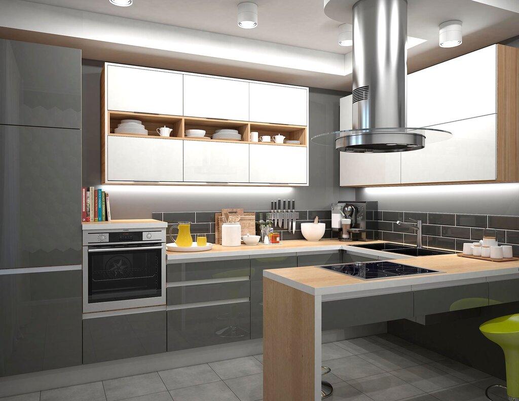 дизайна кухни минск фото