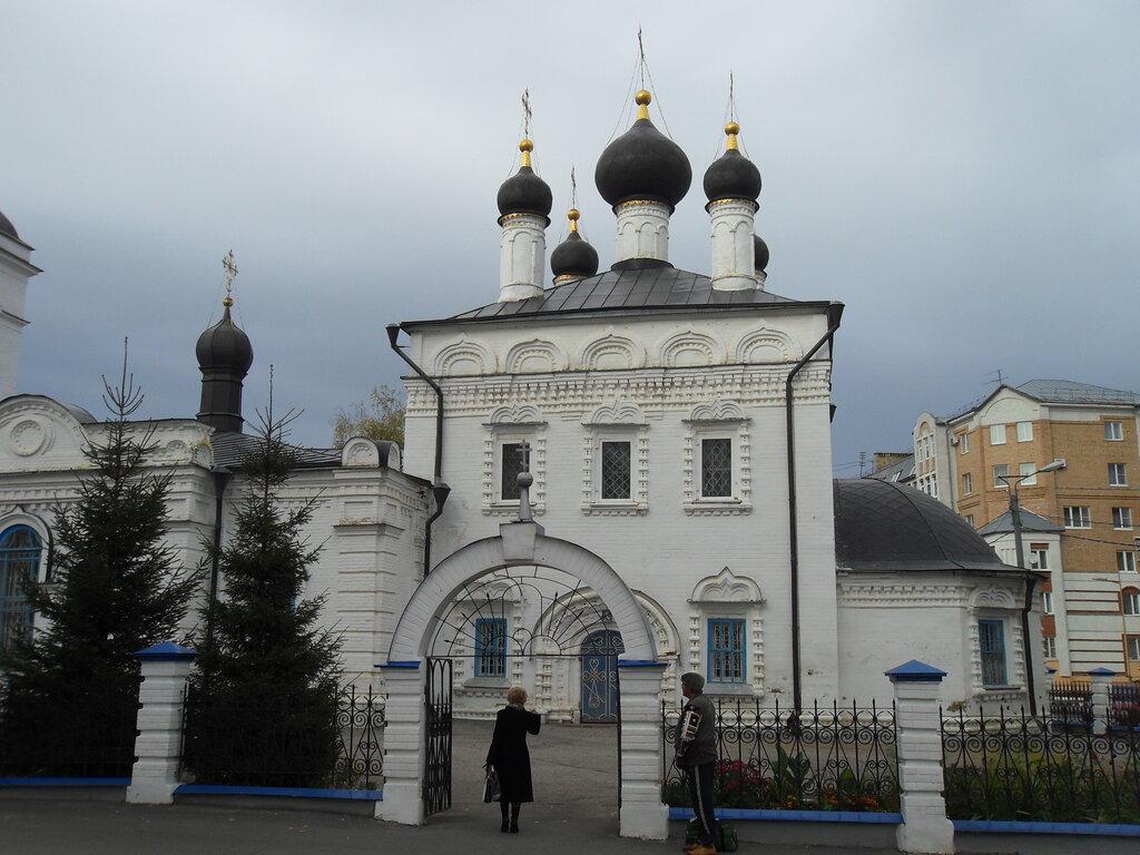 православный храм — Иоанно-Богословский Кафедральный собор — Саранск, фото №7