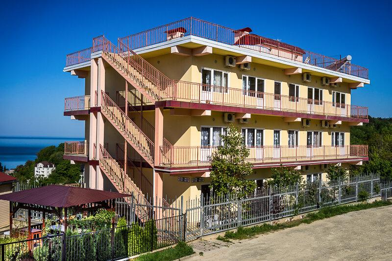 Семейный отель Мария