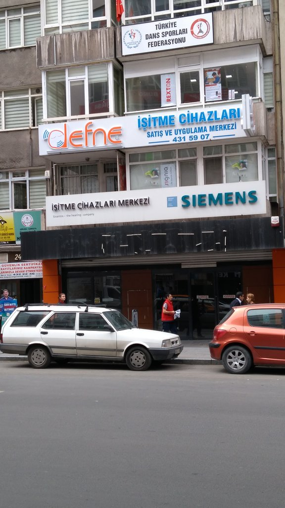 Siemens Isitme Cihazlari Satis Ve Uygulama Medikal Cihaz