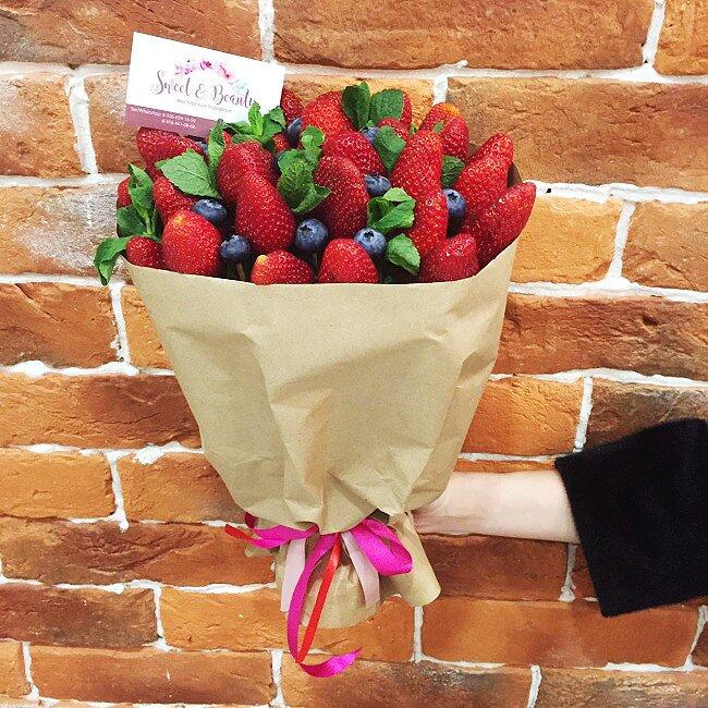 доставка цветов и букетов — Sweet & Beauty — Королёв, фото №1