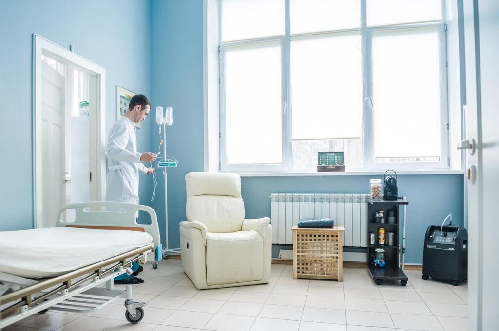 медцентр, клиника — Клиника амбулаторной онкологии и гематологии — Москва, фото №5