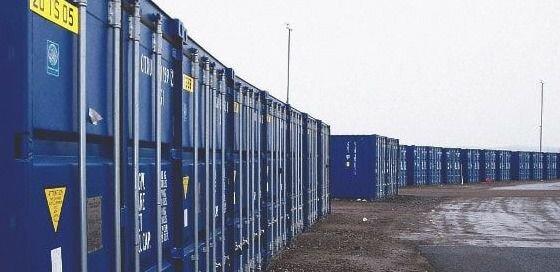 контейнеры — Компания С. П. Т. А. — Санкт-Петербург, фото №1