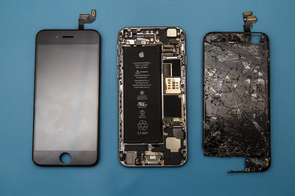 мясницкая 10 ремонт айфон