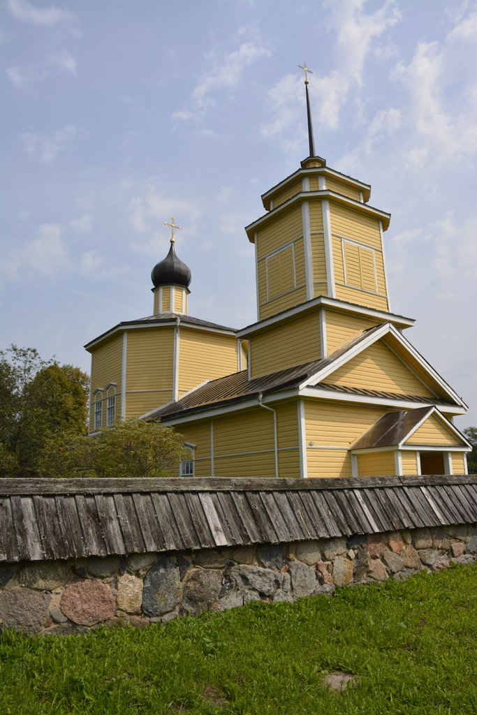 православный храм — Церковь Георгия Победоносца в Ворониче — undefined, фото №3
