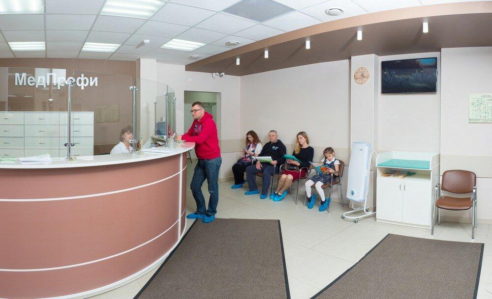 медцентр, клиника — МедПрофи — Калининград, фото №2