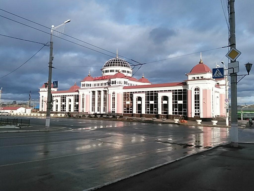 железнодорожный вокзал — Железнодорожный вокзал — Саранск, фото №3