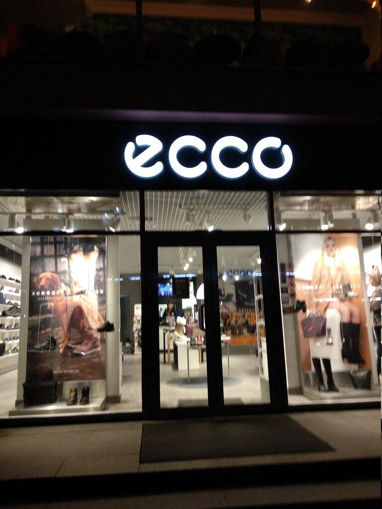 магазин галантереи и аксессуаров — Ecco — Минск, фото №1