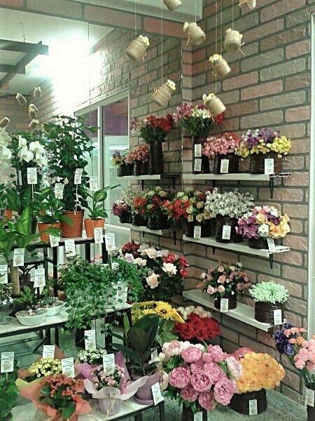 Цветов доставкой, магазин цветов павловская