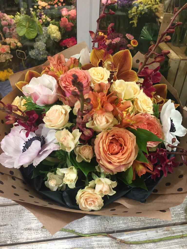 магазин цветов — Цветочная мастерская 4Флориста — Москва, фото №8