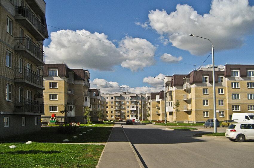 жилой квартал славянка пушкинский район фото вам
