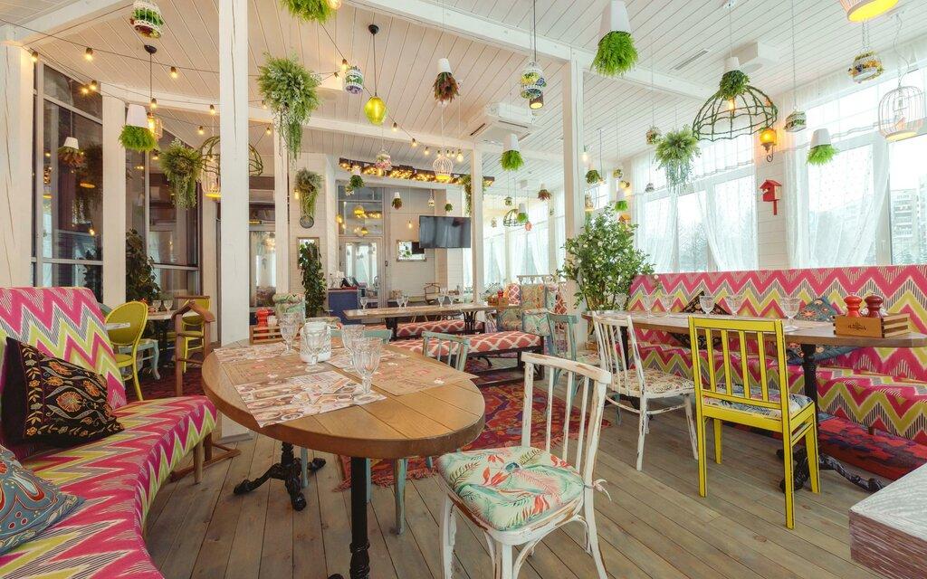 ресторан — Чайхана Чабрец — Санкт-Петербург, фото №8