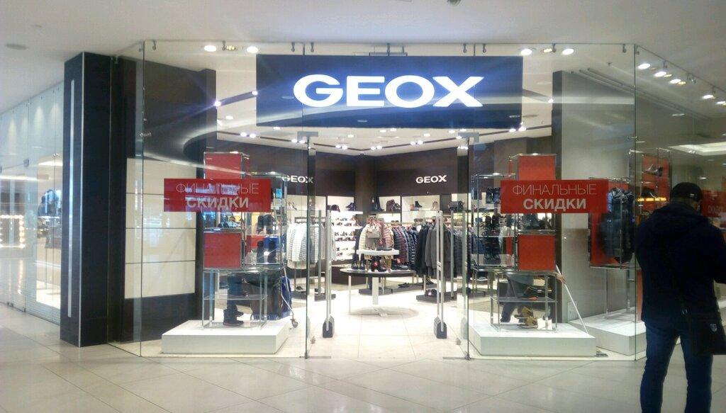 004361611 Geox - магазин обуви, метро Домодедовская, Москва — отзывы и фото ...