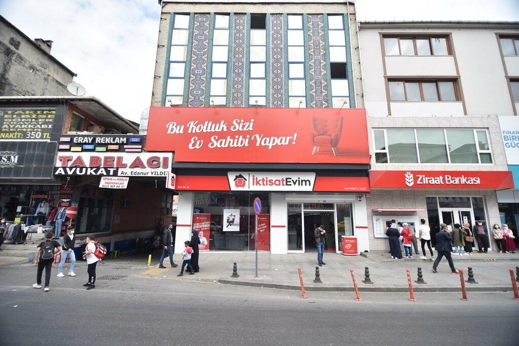 banka dışı kredi organizasyonu — İktisatEvim Sultanbeyli Şubesi — Sultanbeyli, foto №%ccount%