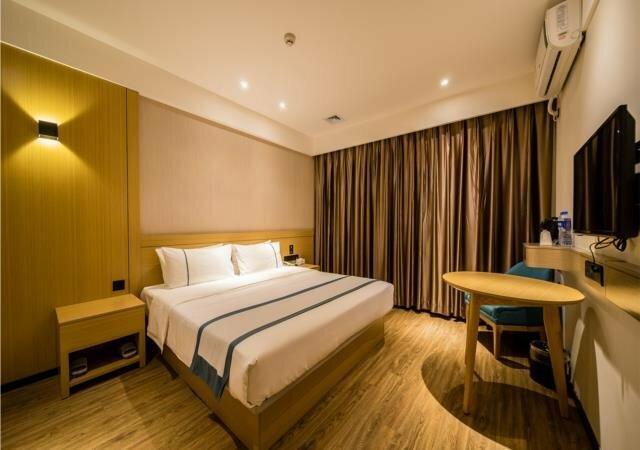 City Comfort Inn Guangzhou Kecun Metro Station Pazhou International Exhibition Center