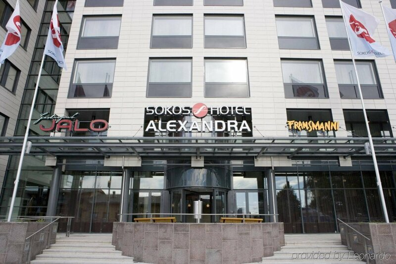 Original Sokos Hotel Alexandra
