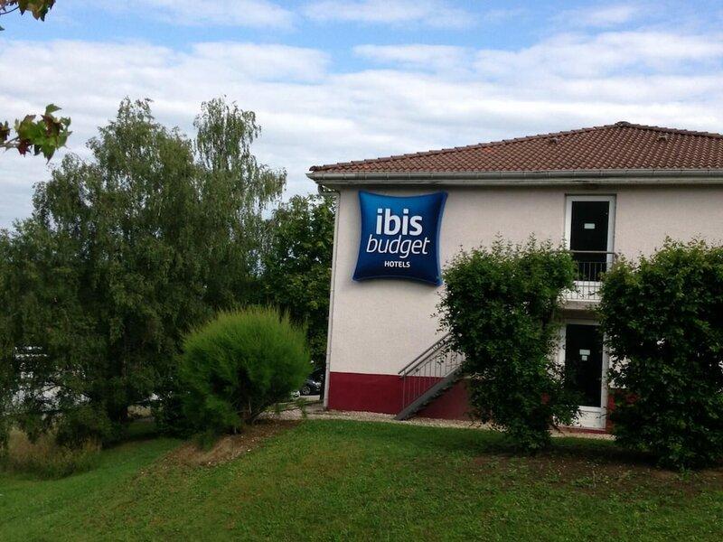 Ibis budget Besancon Nord Ecole Valentin
