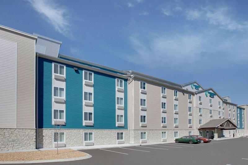 WoodSpring Suites Nashville near Rivergate