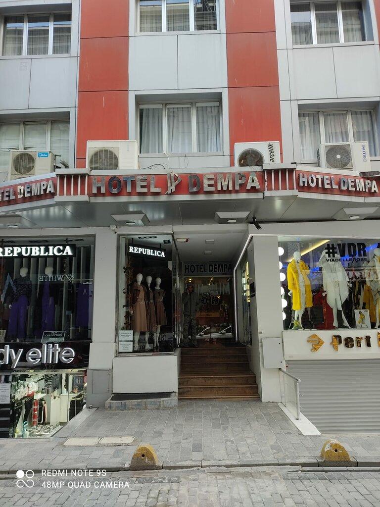 otel — Dempa Hotel — Fatih, photo 2