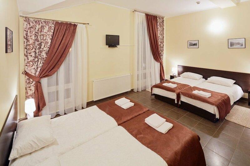 Гостиница Sleep Hotel