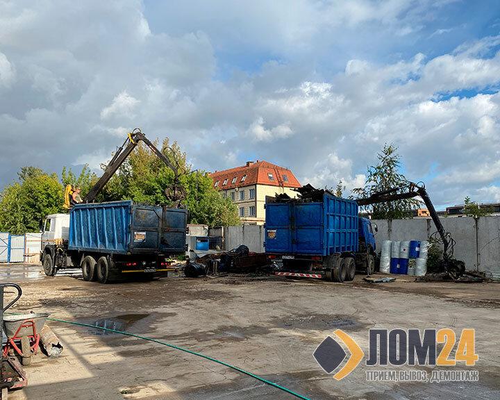 приём металлолома — Лом24 — Москва, фото №2
