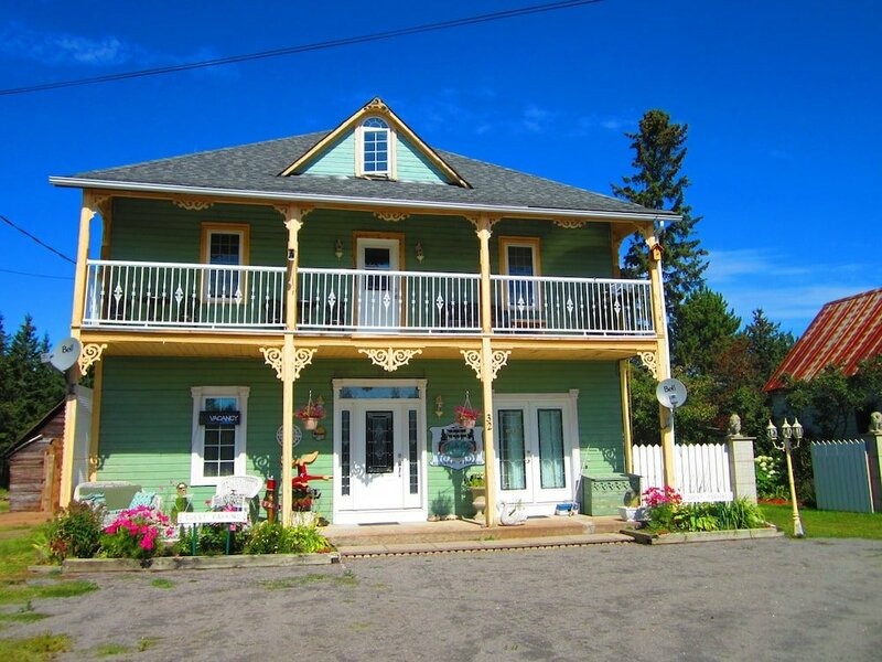The McAlpine House