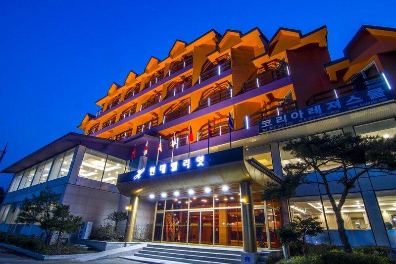 Hyundai Elliot Hotel and Resort