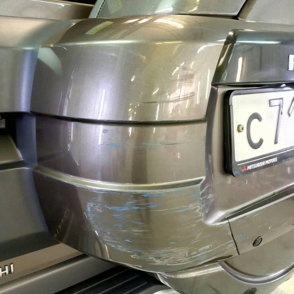 кузовной ремонт — ChipsAway — Москва, фото №1