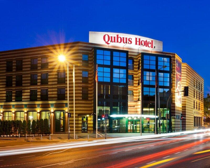 Отель Qubus Gorzow Wielkopolski