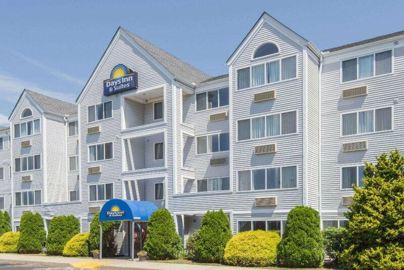 Days Inn And Suites Groton/Mohegan Sun/Foxwoods