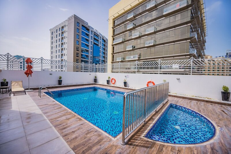 Mena Plaza Hotel - Аль-Барша