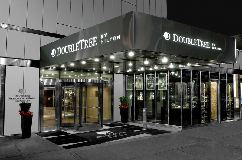 Отель DoubleTree by Hilton Metropolitan - New York City