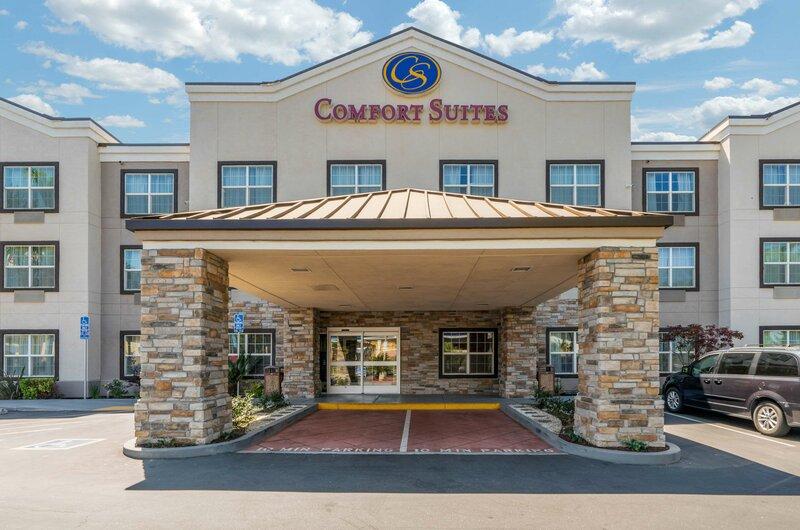 Comfort Suites - Downtown
