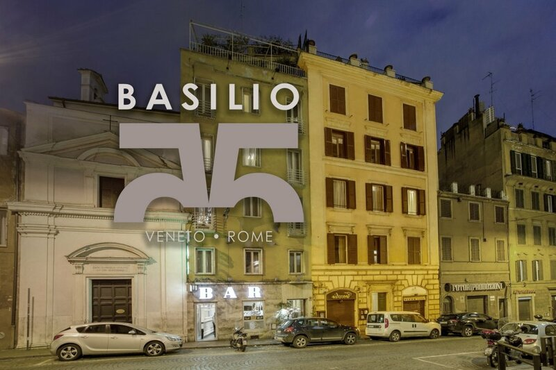 Basilio 55 Rome