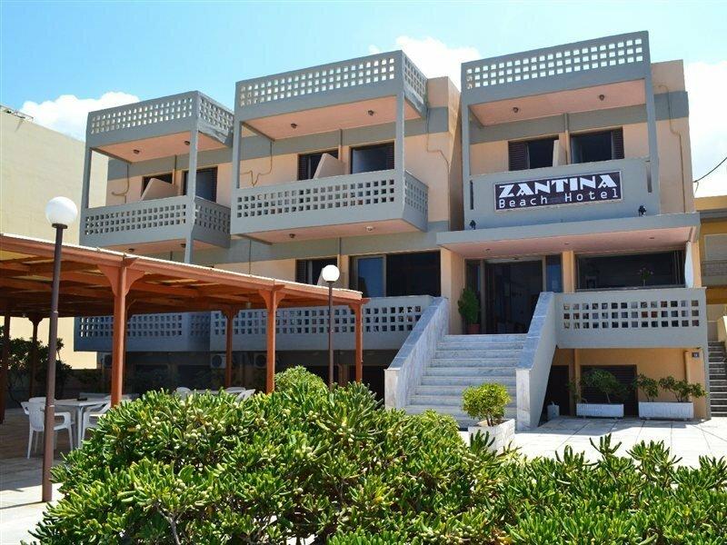 Zantina Beach Hotel