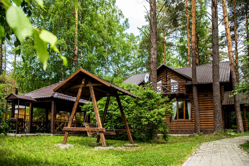 Грин-парк Сосна