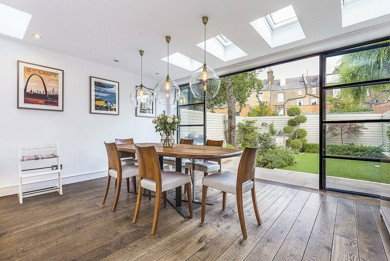 Sublime Hampstead Home